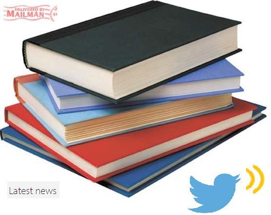 New Books Alert