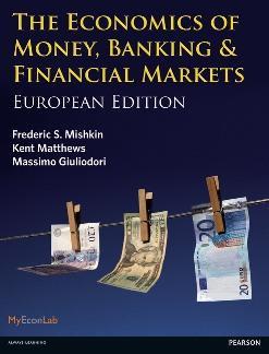 New ebook: Economics of Money, Banking and Financial Markets: European edition, Matthews/Giuliodori/Mishkin