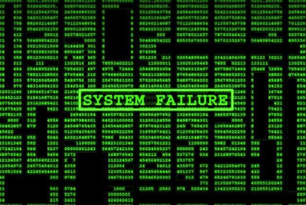 Libraries systems failure