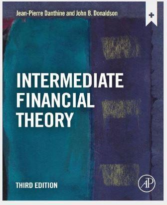New ebook: Intermediate Financial Theory (3rd Edition)
