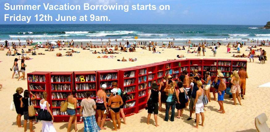 Summer Vacation Borrowing 2015