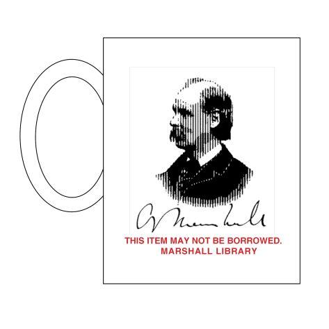 Vote for a new Marshall Library mug - have a chance to win 1 mug!